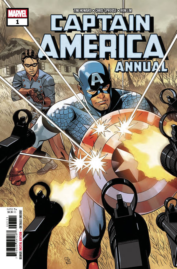 Captain America #Annual #1 - State of Comics