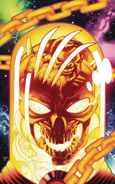 Weapon H #7 Cover B Chris Stevens Cosmic Ghost Rider Variant