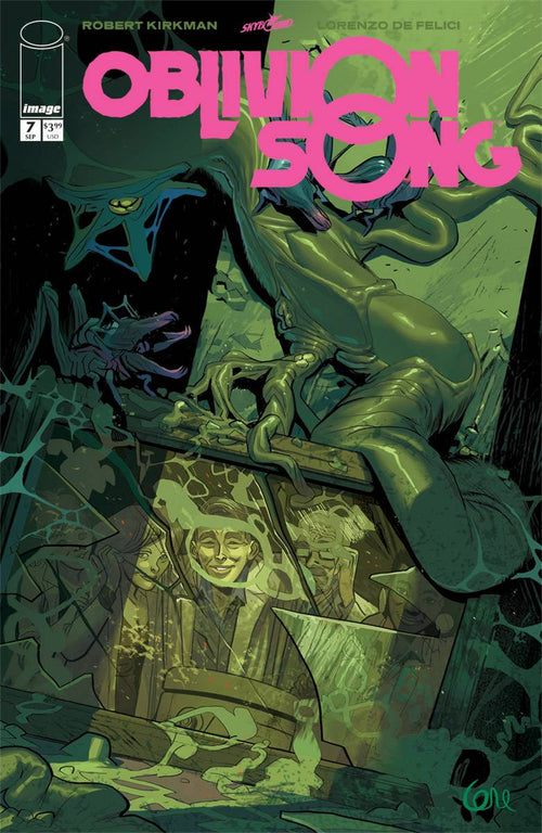 Oblivion Song #7 - State of Comics