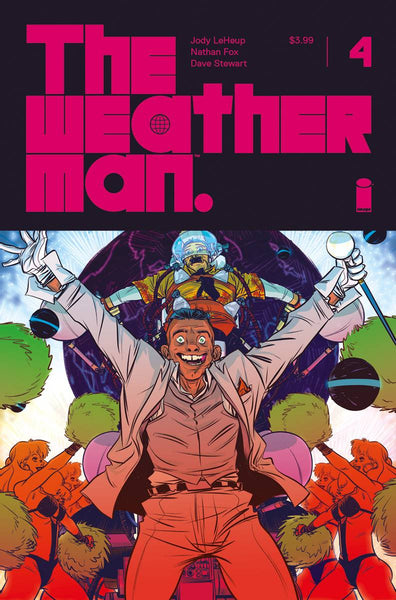 Weatherman #4 Cover A Nathan Fox
