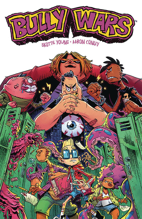 Bully Wars TP Vol 01 - State of Comics