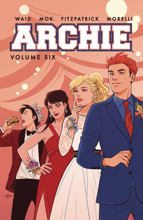 Archie Vol 6 TP - State of Comics