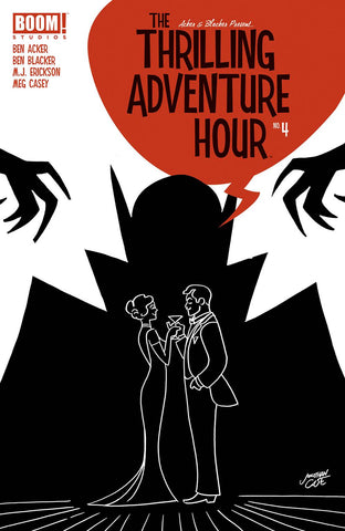 Thrilling Adventure Hour #4