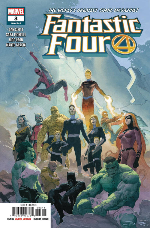 Fantastic Four #3 - State of Comics