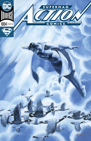 Superman Action Comics #1004