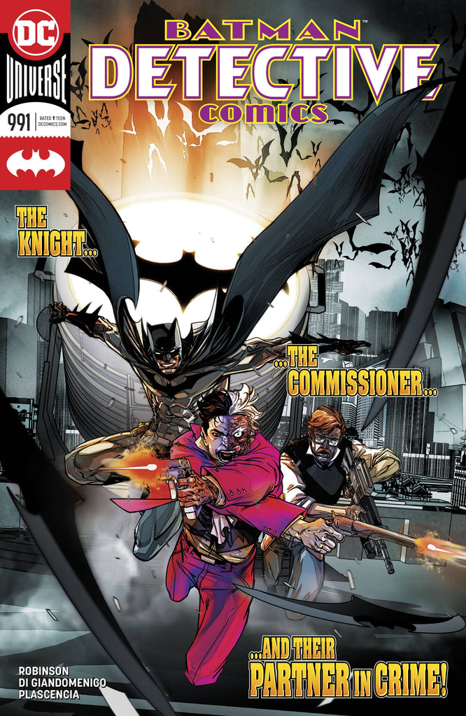 Batman Detective Comics #991