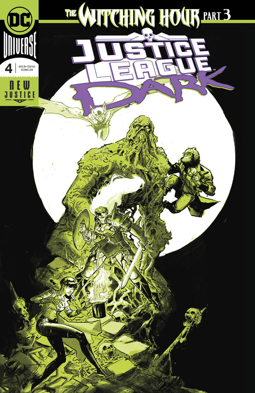 Justice League Dark #4 - State of Comics