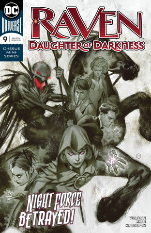 Raven Daughter of Darkness #9