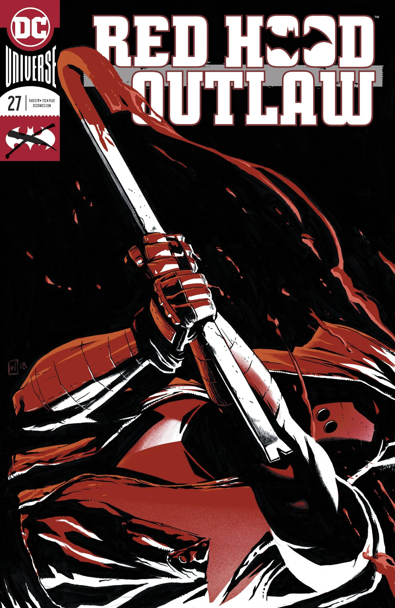 Red Hood Outlaw #27