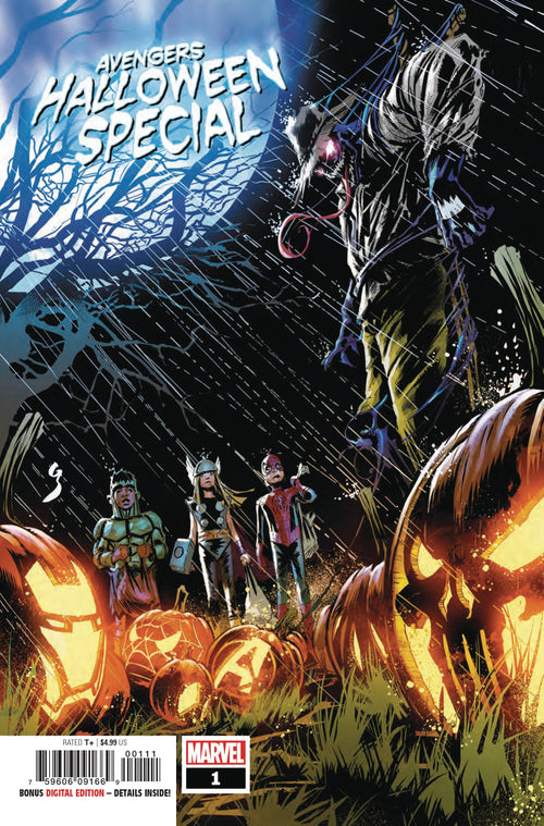 Avengers Halloween Special 2018 - State of Comics