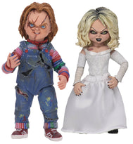 "Bride of Chucky Ultimate Chucky & Tiffany 7"" Action Figures - State of Comics"