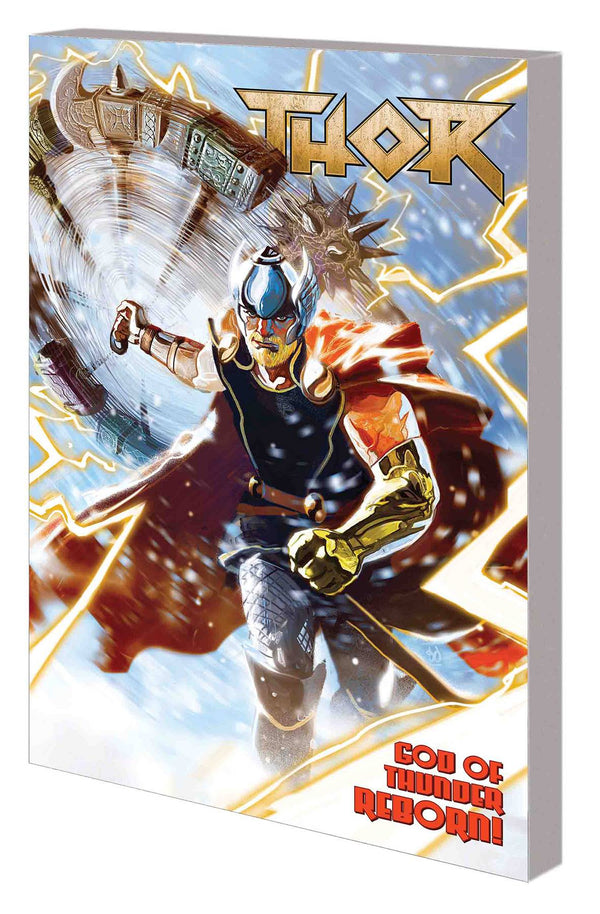 Thor TP Vol 01 God of Thunder Reborn - State of Comics