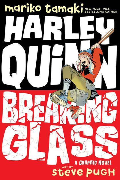 Harley Quinn Breaking Glass TP DC Ink - State of Comics