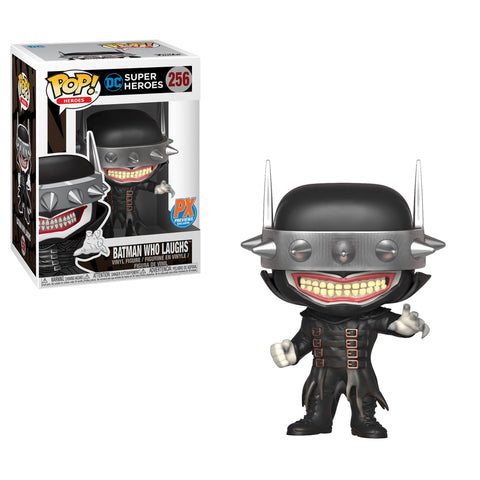POP DC Heroes Dark Knights Metal Batman Who Laughs Funko POP