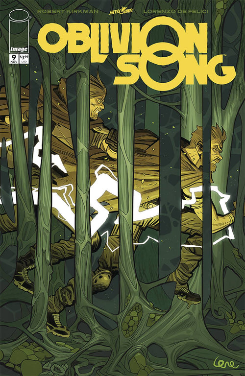 Oblivion Song #9 - State of Comics