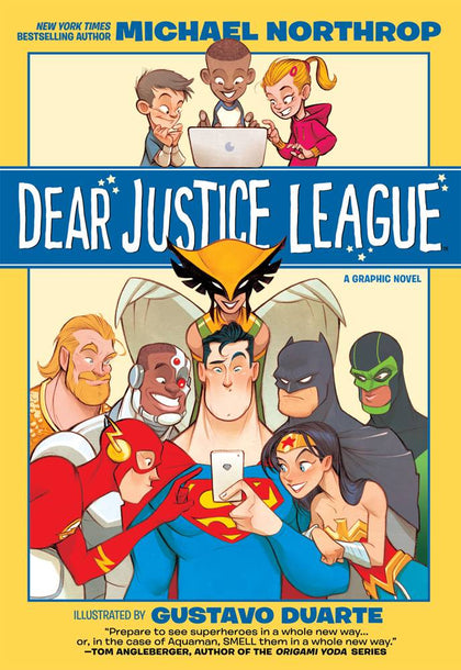 Dear Justice League TP