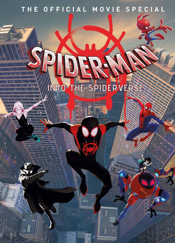 Spider-Man Into the Spider-Verse Art of the Movie HC - State of Comics