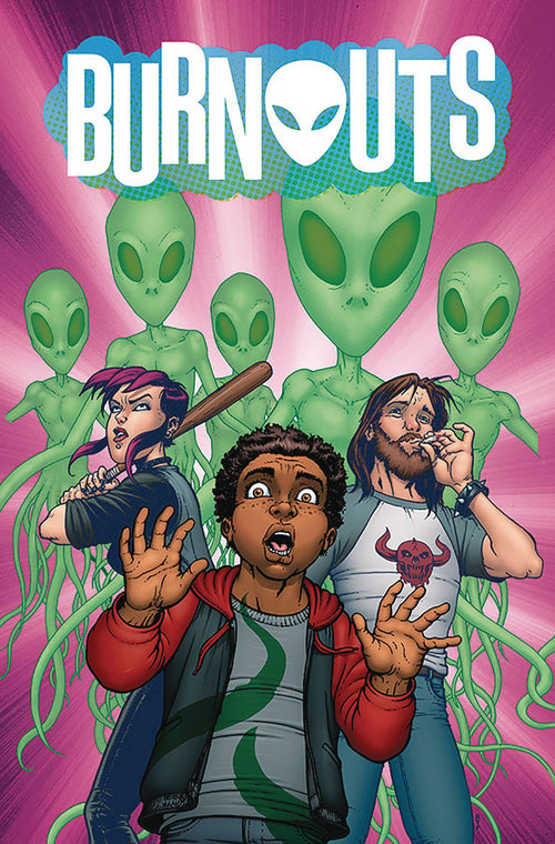 Burnouts TP - State of Comics