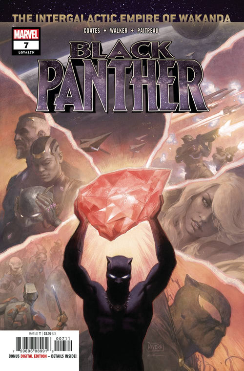 Black Panther #7 (2018) - State of Comics