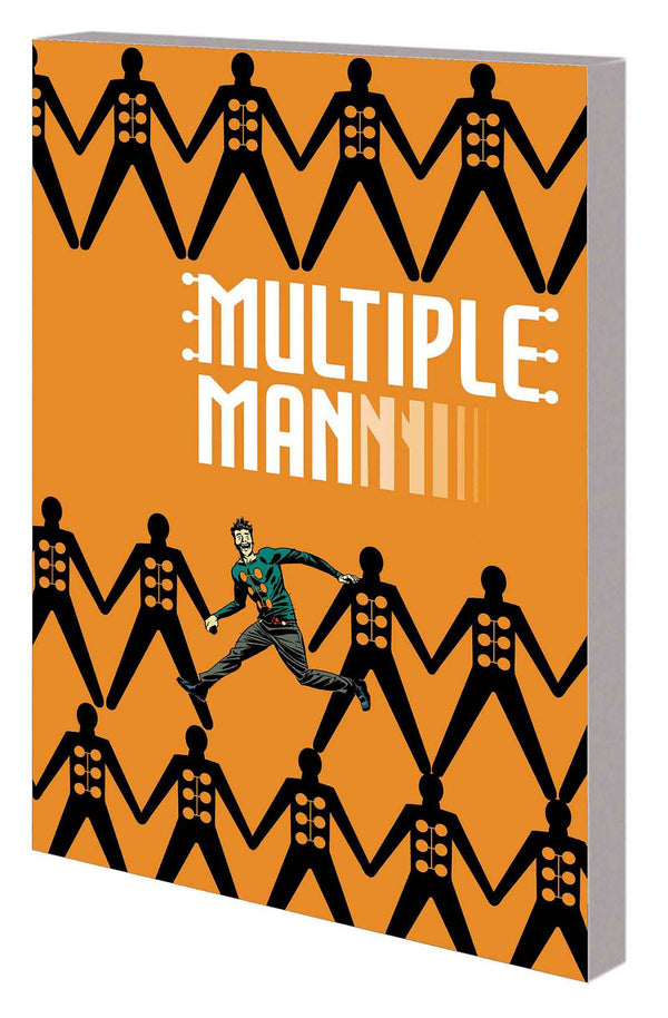 Multiple Man TP It All Makes Sense in the End - State of Comics