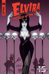 Elvira Mistress of the Dark #6 Cvr A Linsner