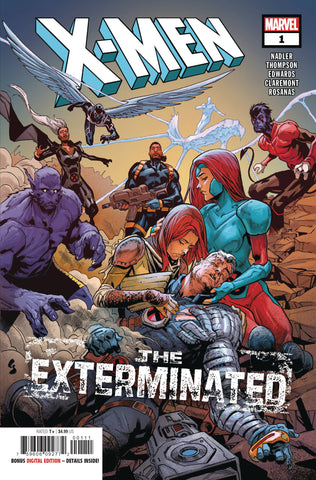 X-Men The Extreminated #1