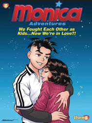 Monica Adventures TP Vol 02 We Fought Each Other as Kids Now we're In Love