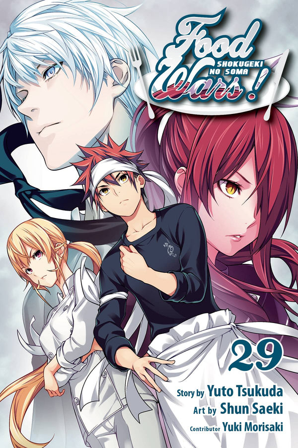 Food Wars Shokugeki No Soma GN Vol 29 - State of Comics