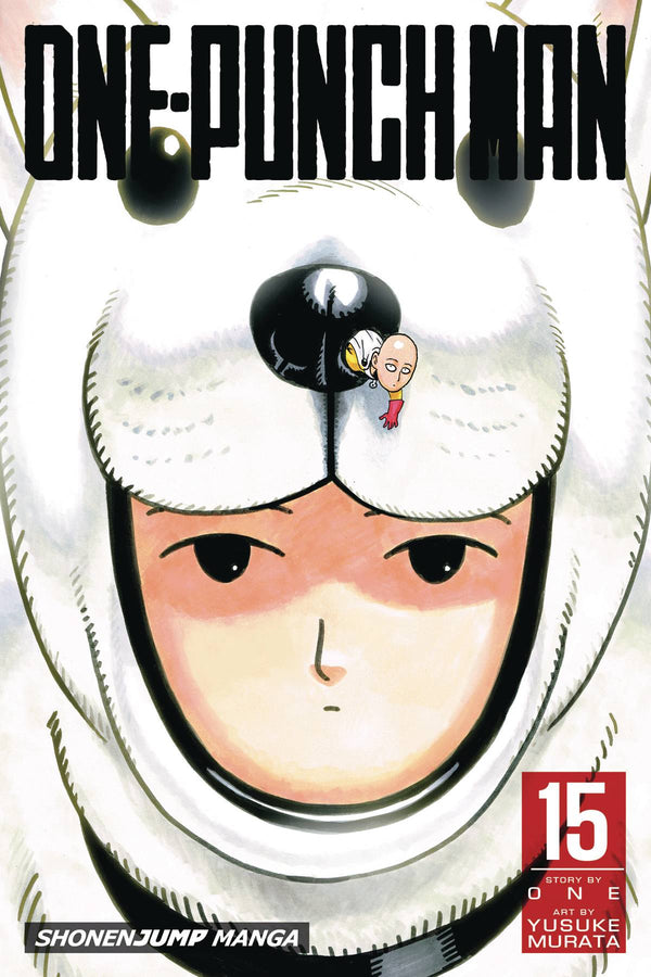 One Punch Man GN Vol 15 - State of Comics