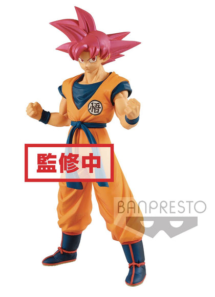 Dragonball Super Movie CB SS God Son Goku Fig