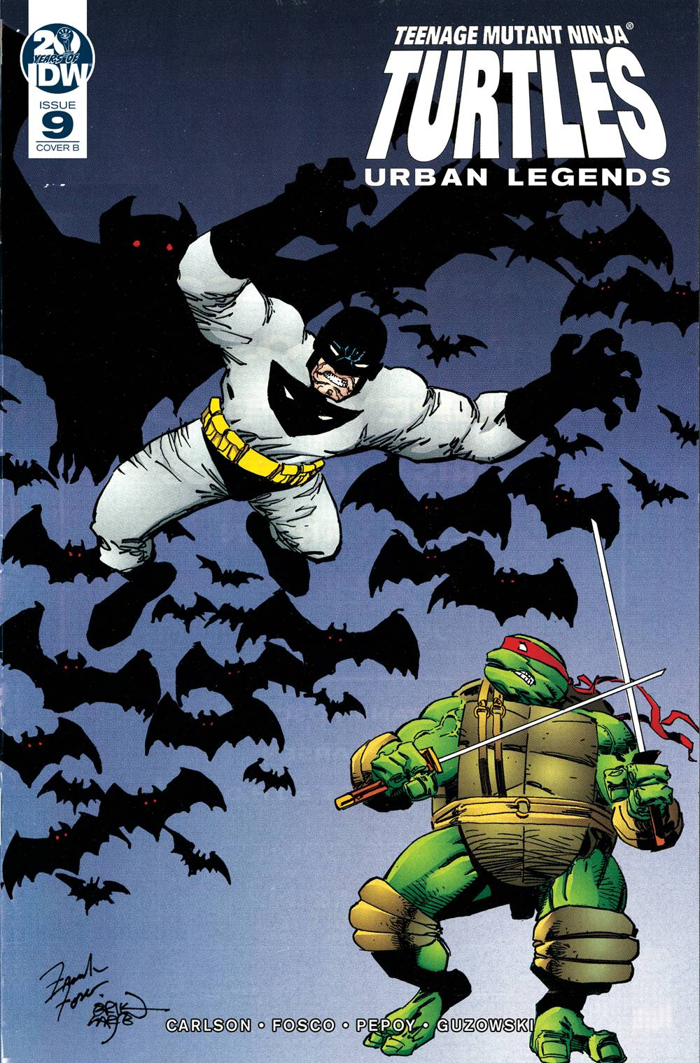 TMNT Urban Legends #9