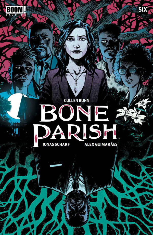 Bone Parish #6 - State of Comics