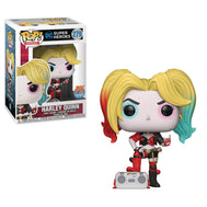 POP DC Heroes Harley Quinn with Boombox PX Exclusive Funko POP - State of Comics