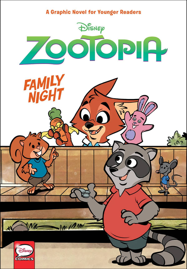 Disney Zootopia Family Night YR HC - State of Comics