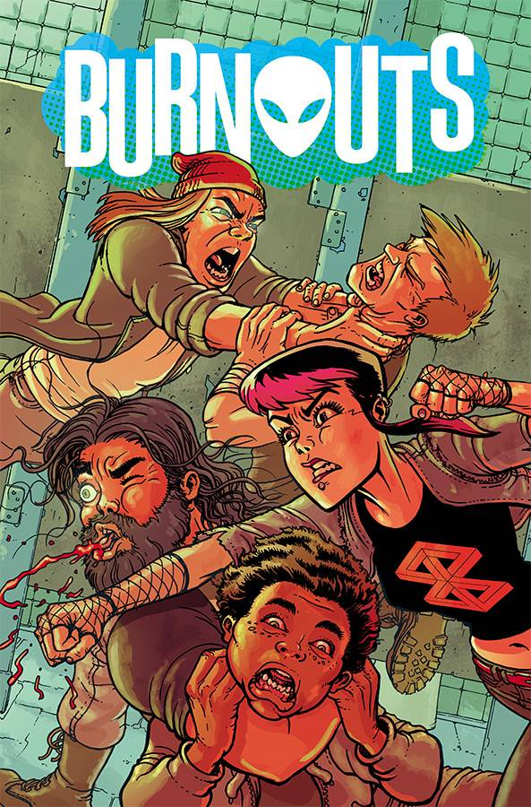Burnouts #5 - State of Comics
