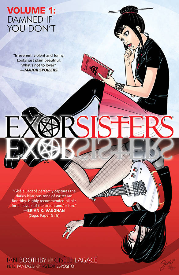 Exorsisters TP Vol 01 - State of Comics