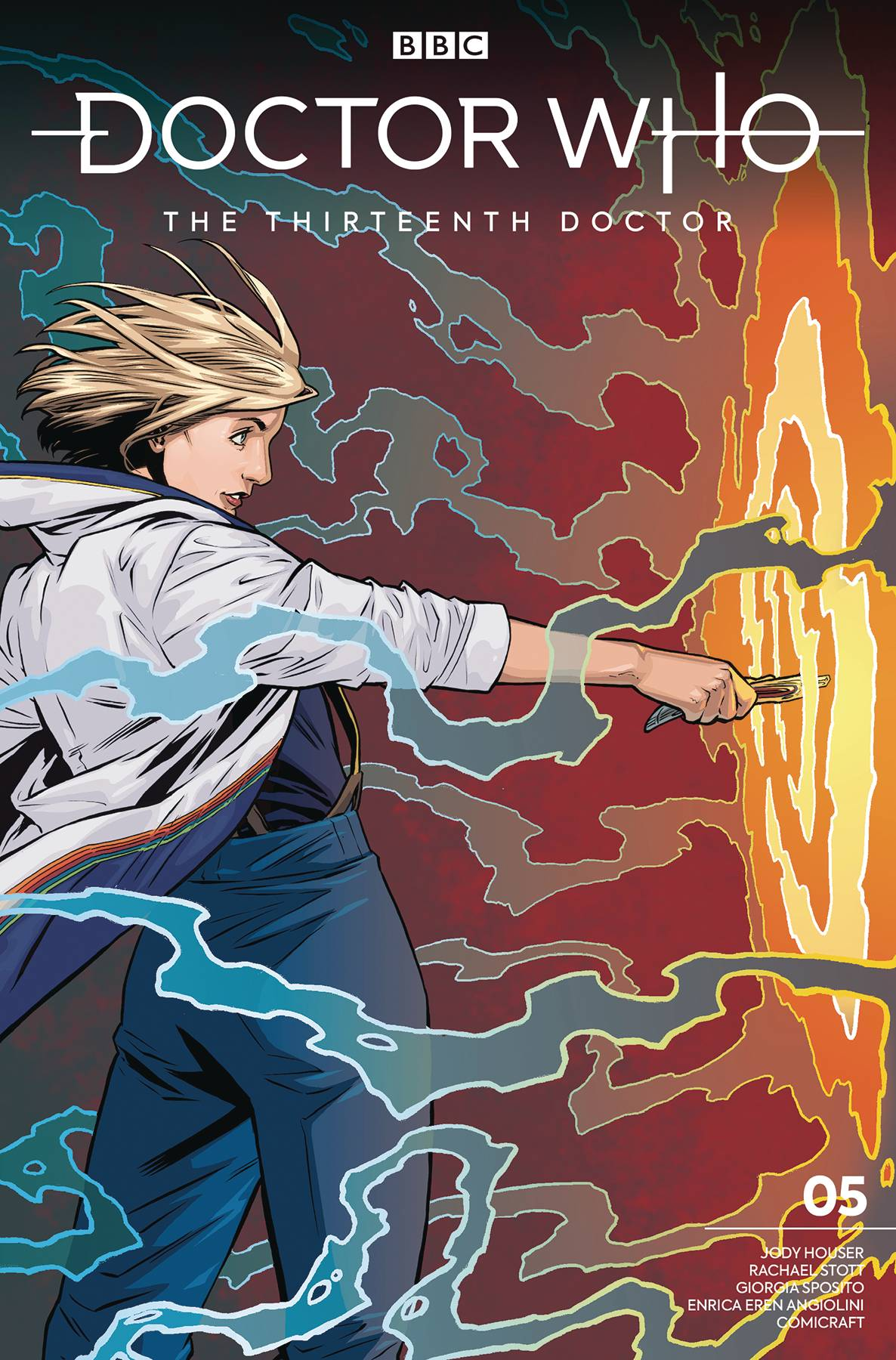 Doctor Who The Thirteenth Doctor #5