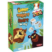 Lions and Tigers and Bears oh My! Game
