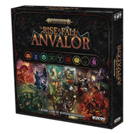 Warhammer Age of Sigmar The Rise & Fall of Anvalor Board Game