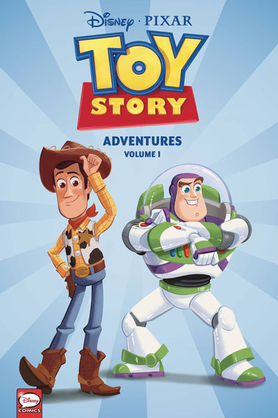Disney Pixar Toy Story Adventures TP Vol 01