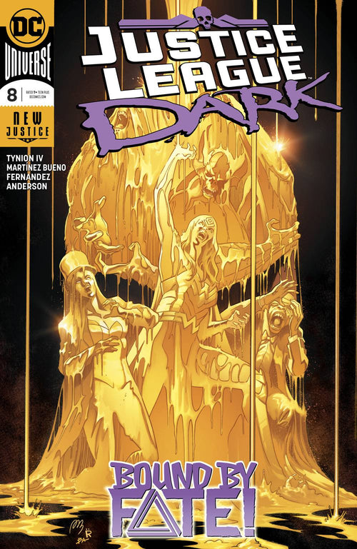 Justice League Dark #8 - State of Comics