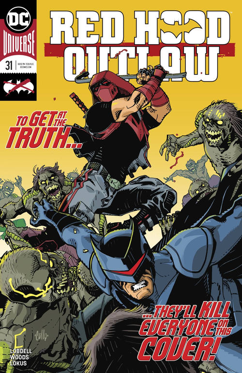 Red Hood Outlaw #31 - State of Comics