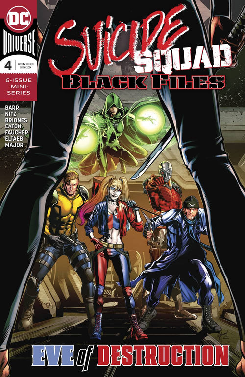 Suicide Squad Black Files #4 - State of Comics