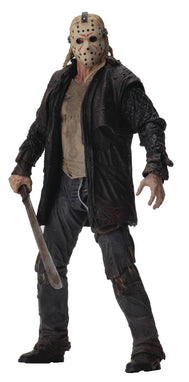 Friday the 13th 2009 Jason Ultimate 7in Figure