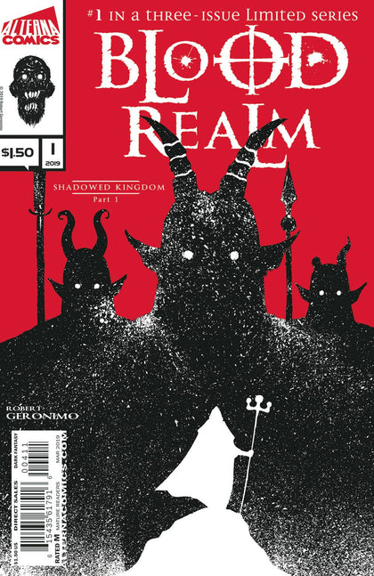 Blood Realm Vol 3 #1 (Of 3)