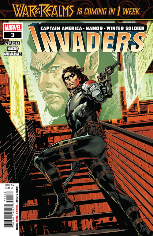 Invaders #3 - State of Comics