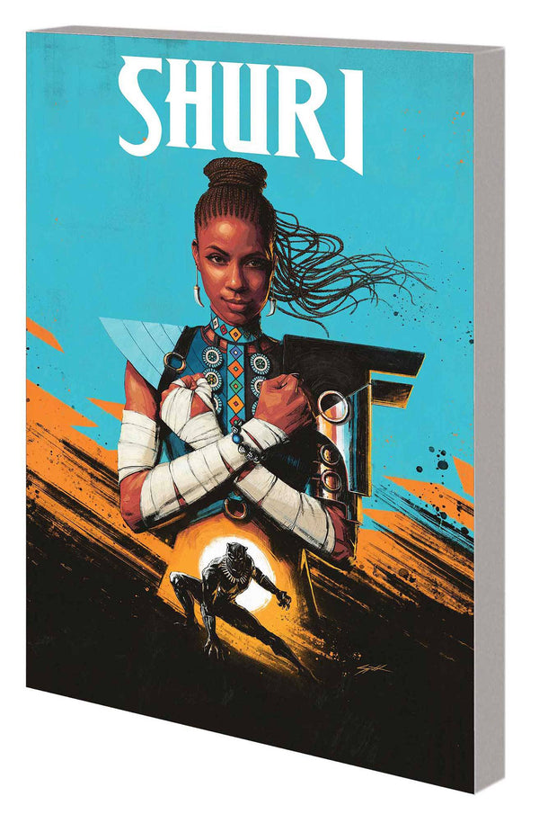 Shuri TP Vol 01 Search for Black Panther - State of Comics