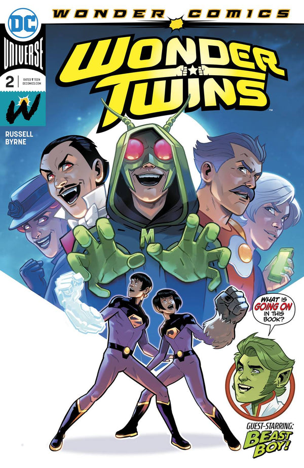 Wonder Twins #2 (of 6) - State of Comics