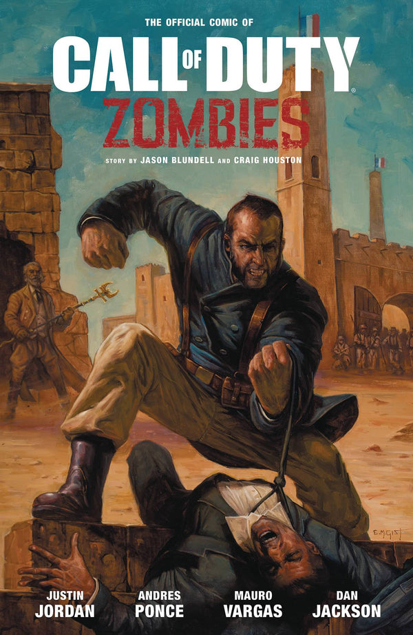 Call of Duty Zombies 2 TP - State of Comics
