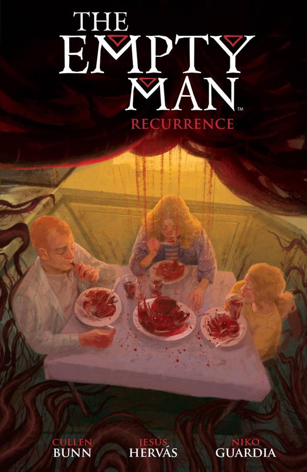Empty Man TP Recurrence - State of Comics